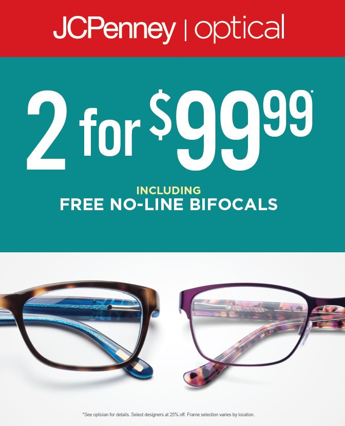 cab8c03e6f6 JCPenney Optical Deal for February